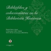 Bibliofilos y coleccionistas