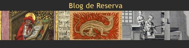 Logotip del blog de reserva