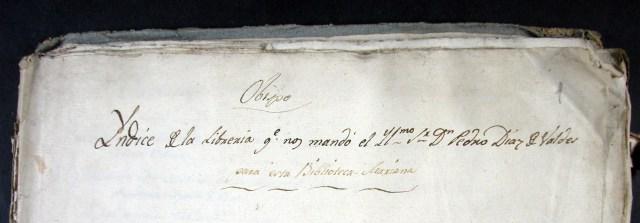 Primer foli de Ms 1505