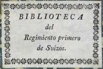 Exlibris biblioteca