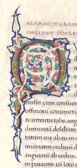 Caplletra del manuscrit 12