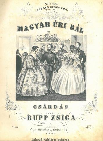 dansa hongaresa