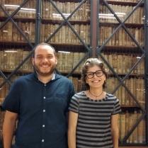 David Fernández & Cristiana Iommi. Canada & Italy.