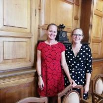 Jenny Bonnevier & Åsa Sjöblom. Sweden.