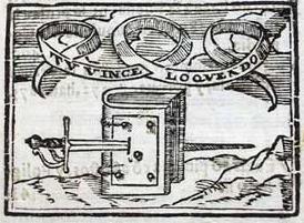 Marca de l'impressor murcià Luis Berós